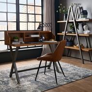 Malmo Tan Dining Chair - Thumb 5