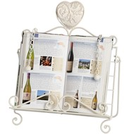 Heart  Cook  Book  Stand