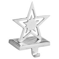 Star Nickel Stocking Holder