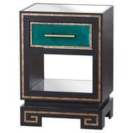 The Gatsby Collection One Drawer Lamp Table