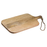 Large Hand Crafted Hard Wood Chopping Board