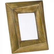 Ohlson Antique Brass Photo Frame