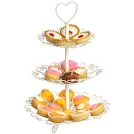 Three  Tier  Cake  Stand