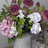 Bloomville Urn Stone Vase - Thumb 4