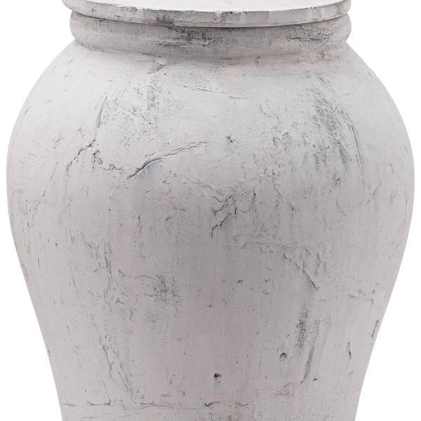 Bloomville Large Stone Ginger Jar - Thumb 2