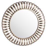 Kensington Large Gold Mirror - Thumb 1