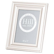 Silver Pewter 5X7 Photo Frame