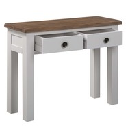 The Hampton Collection Two Drawer Console Table - Thumb 2