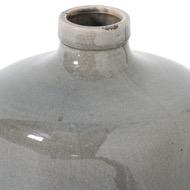 Garda Grey Glazed Chive Vase - Thumb 2