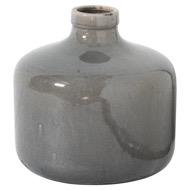 Garda Grey Glazed Chive Vase - Thumb 1