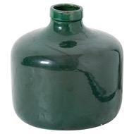 Garda Emerald Glazed Chive Vase - Thumb 1