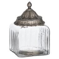 Moroccan Style Lidded Medium Display Jar