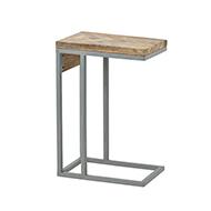 Nordic Grey Collection Sofa Table - Thumb 1