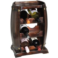 Loir  Barrel  Upright  Wine  Bottle  Holder