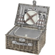 2  Person  Wicker  Picnic  Basket