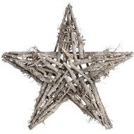 Antique  White  Meidum  Star