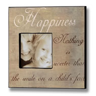Happiness Photo Frame