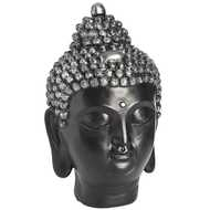 Dark  Buddha  Head