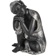 Resting  Buddha  Statue  -  Head  On  Right  Knee
