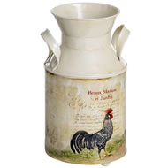 Farm  Yard  Milk  Churn