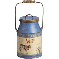 Dairy  Milk  Churn