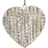 Metal  Hanging  Heart
