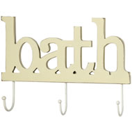Bath  3  Way  Hooks
