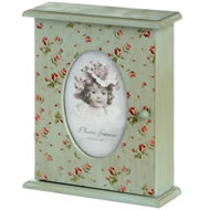 Kidson Style Key Box With Frame On The Front
