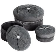 Set  Of  3  Trinket  Boxes