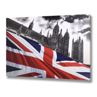 British  Series  Houses  Of  Parliament  Canvas