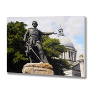 William Wallace Statue Canvas