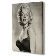 Marilyn Monroe Portrait on Canvas