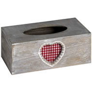 Heart  Tissue  Box