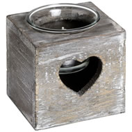 Heart  Single  Tea  Light  Holder