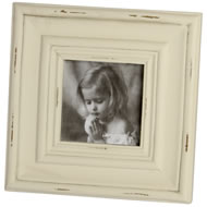 Country  Square  Photo  Frame