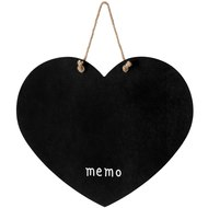 Heart Memo Blackboard
