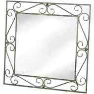 Decorative  Hall  Mirror