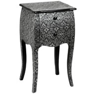 Marrakech  2  Drawer  Bedside  Cabinet
