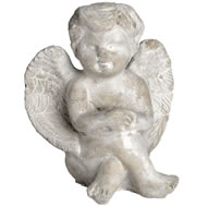 Sitting  Guardian  Angel