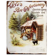 Lyle's  Confectionary  Plaque