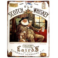 Scotch  Whiskey  Plaque