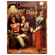 Ogdens  Midnight  Flake  Plaque