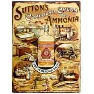 Sutton's  Ammonia  Plaque