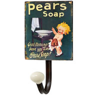 Pears  Soap  Hook
