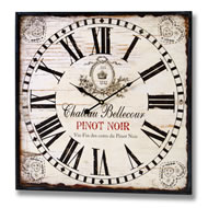 Chateau  Bellecour  Clock