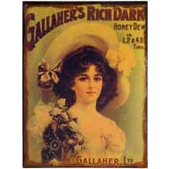 Gallaher's  Rich  Dark  Honeydew