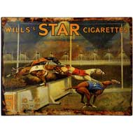 Wills'  Star  Cigarettes