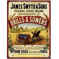 James  Smyth  &  Sons  Drill's  And  Sowers