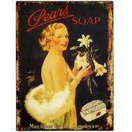 Soap  Tin  Plaque