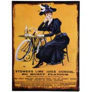 Stower's  Lime  Juice  Cordial